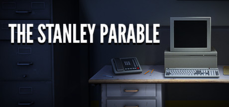 Stanley Parable Cover